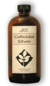 srebro koloidalne